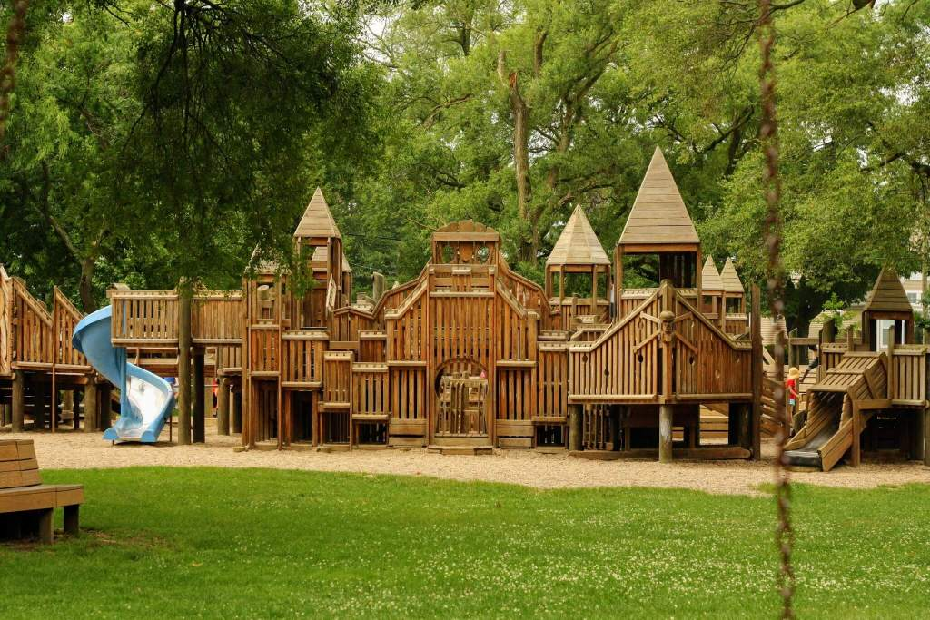 Kids Corner Playground South Haven MI from Let Me Give You Some Advice