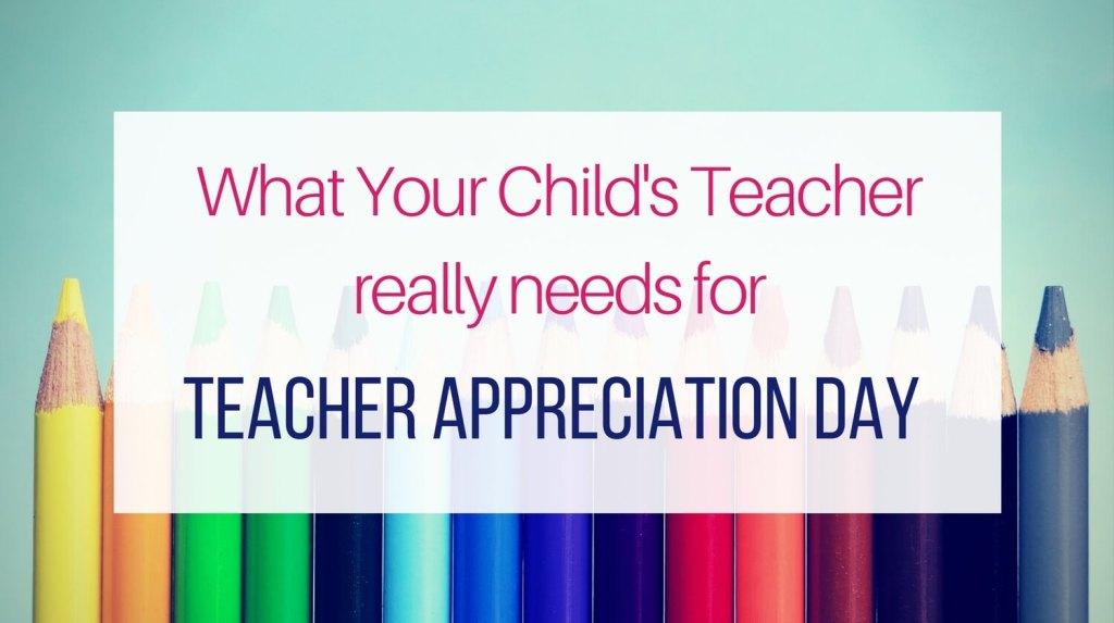 Unique Teacher Appreciation Day Gift Ideas