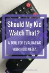 Should My Kid Watch That? A Tool for Evaluating Your Kids Media from Let Me Give You Some Advice
