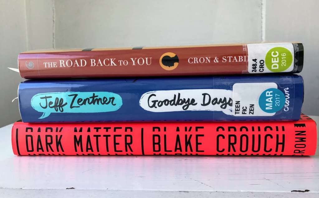 My Reading List April 2017 From Let Me Give You Some Advice