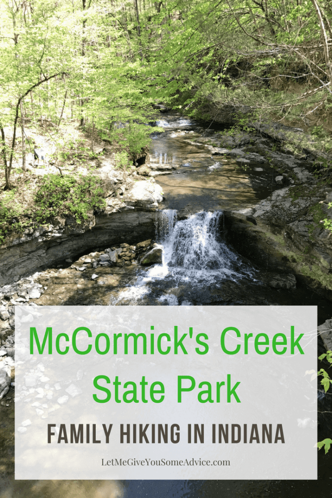 McCormick's Creek State Park is one of 11 Indiana State Parks. It's perfect for family hiking, camping, and outdoor adventures.