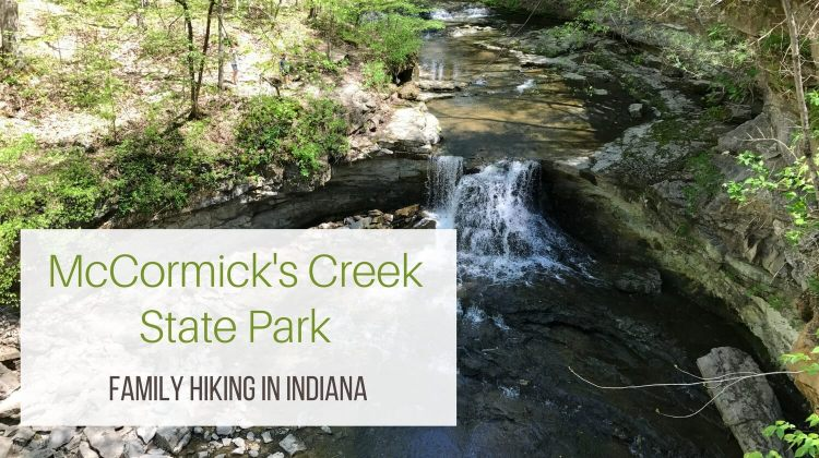 McCormick's Creek State Park. Family Hiking in Indiana from Let Me Give You Some Advice