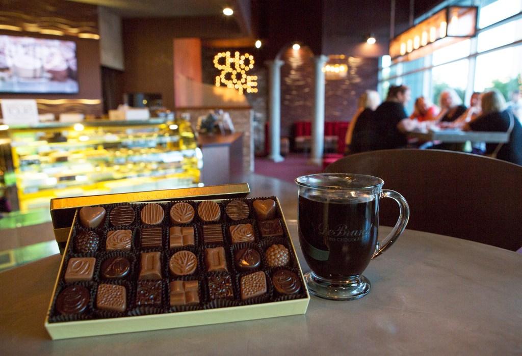 Debrand Fine Chocolate Fort Wayne