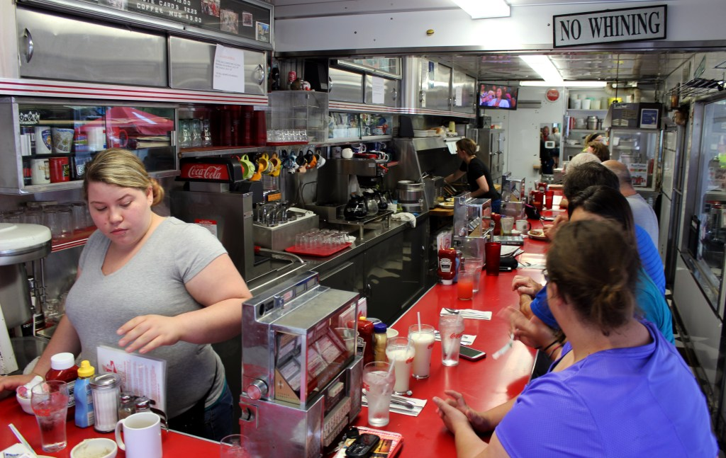 Great restaurants for kids in Fort Wayne- Cindy's Diner