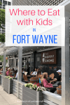 Restaurants for Kids in Fort Wayne