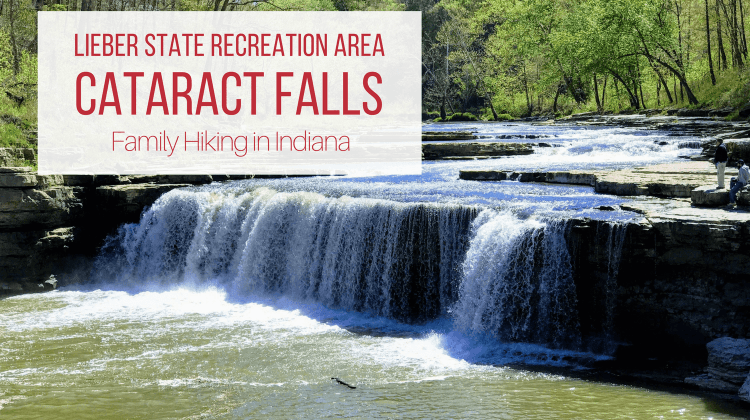 Cataract Falls and Lieber State Recreation Area