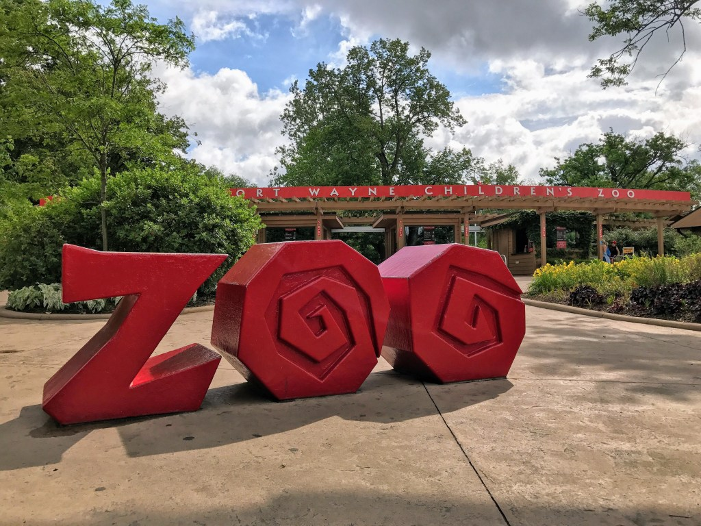Fort Wayne Children's Zoo. A must visit attraction for families.