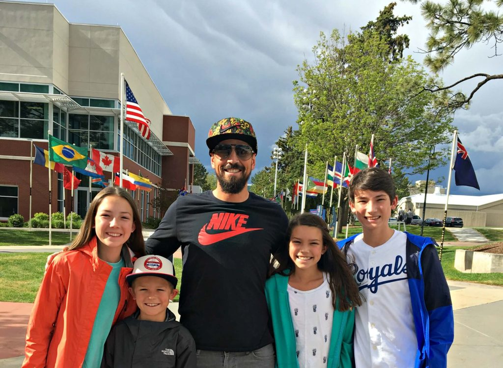 Colorado Springs with Kids - photo by Tanya Raedeke