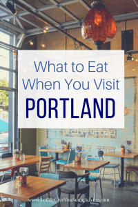 Where to Eat When You Visit Portland from Let Me Give You Some Advice