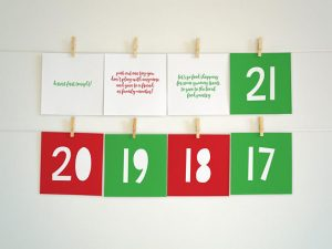 Advent Calendar Ideas for Families