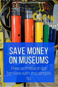 ASTC Passport Program gives free museum admission to families at hundreds of locations across the country. Find out how our family uses it to save hundred each year on our family vacations and road trips.