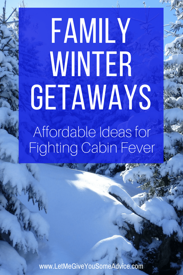 Don't get stuck at home waiting for spring. These family winter getaways are affordable, easy to plan, and most importantly get you and your kids out of the house. Cozy up with some kid-friendly winter getaways ideas both indoor and outdoor.