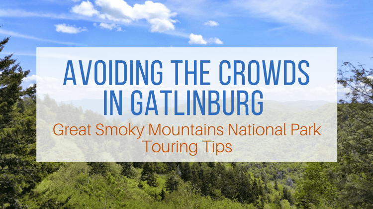 Avoiding Crowds in Gatlinburg from Let Me Give You Some Advice