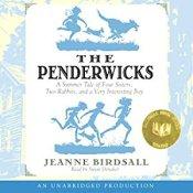 Penderwicks audiobooks for family road trips