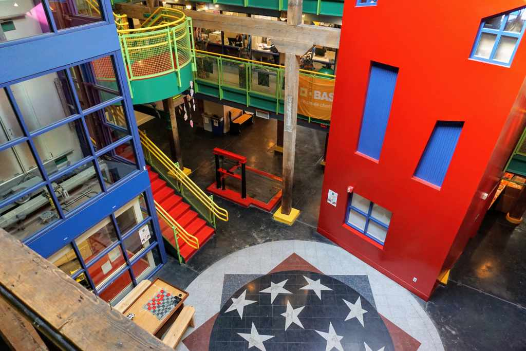 New Orleans Attractions for Kids - Louisiana Children's Museum main hall