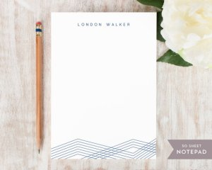 Unique Teacher Appreciation Gifts - notepad