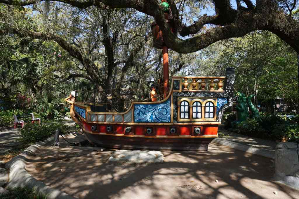 New Orleans Attractions for Kids - Storyland at City Park