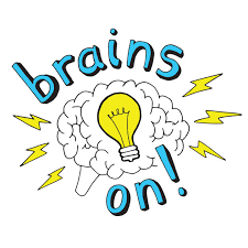 Best Podcast for Boys - Brains On Podcast Logo