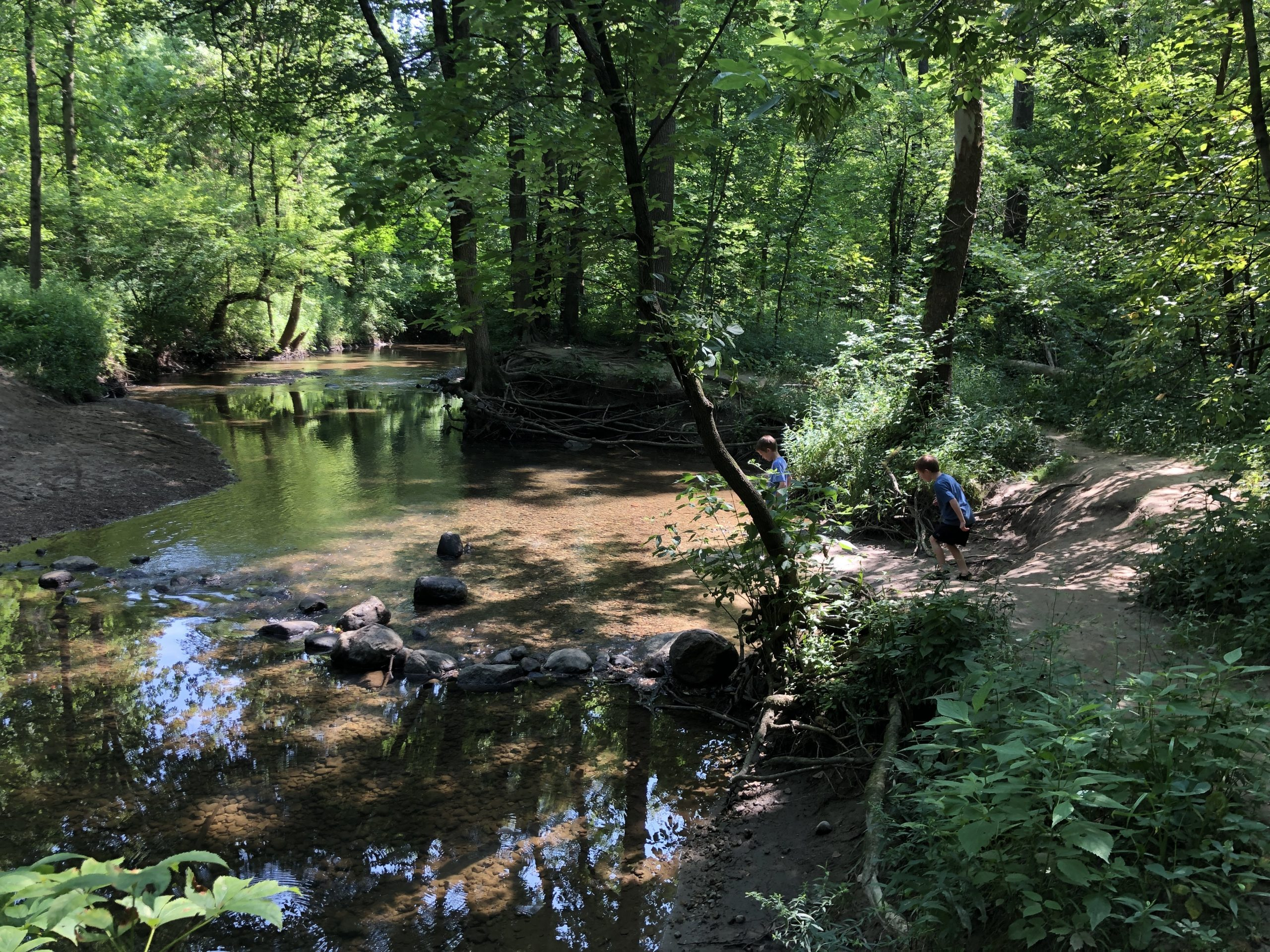 Best Family Hikes in Indianapolis - Cool Creek Park