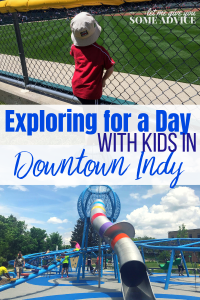 Downtown Indianapolis with Kids - what to do when you visit Indy. A family-friendly list of attractions in Indiana for kids.