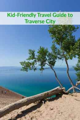Fun Places to Visit in Michigan with kids - Traverse City from The Lemon Bowl