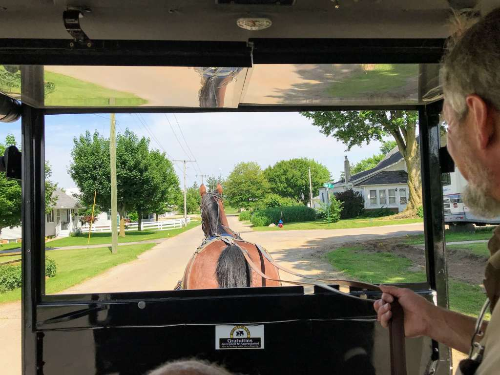 Shipshewana with Kids - Buggy Lane Tours