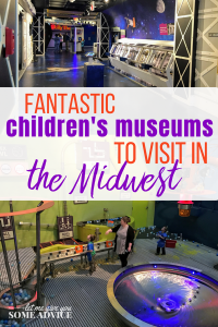 Midwest Children's Museums your kids will love. Family vacation ideas in Chicago, Indiana, Ohio, and St. Louis.