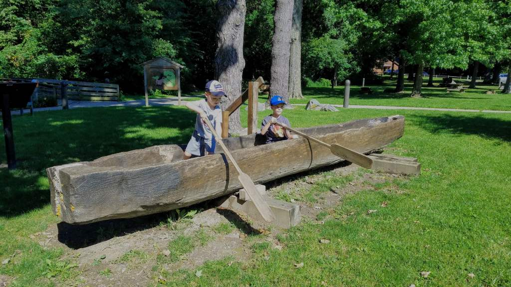 List of Indiana State Parks for Families - Mounds