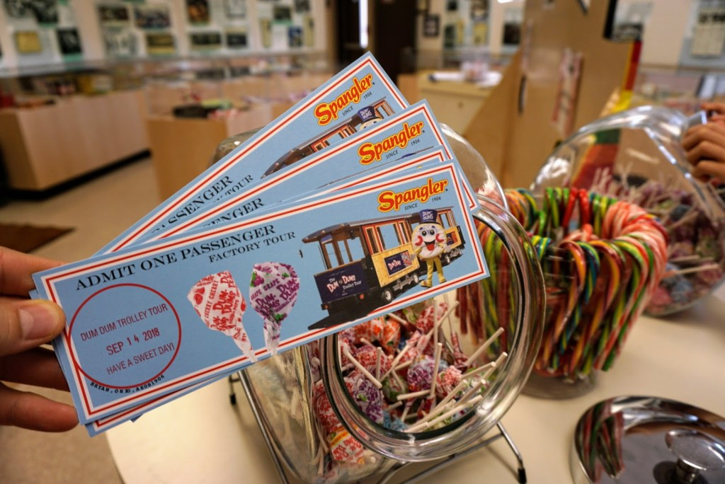 Spangler Candy Factory Tours - tickets for tour