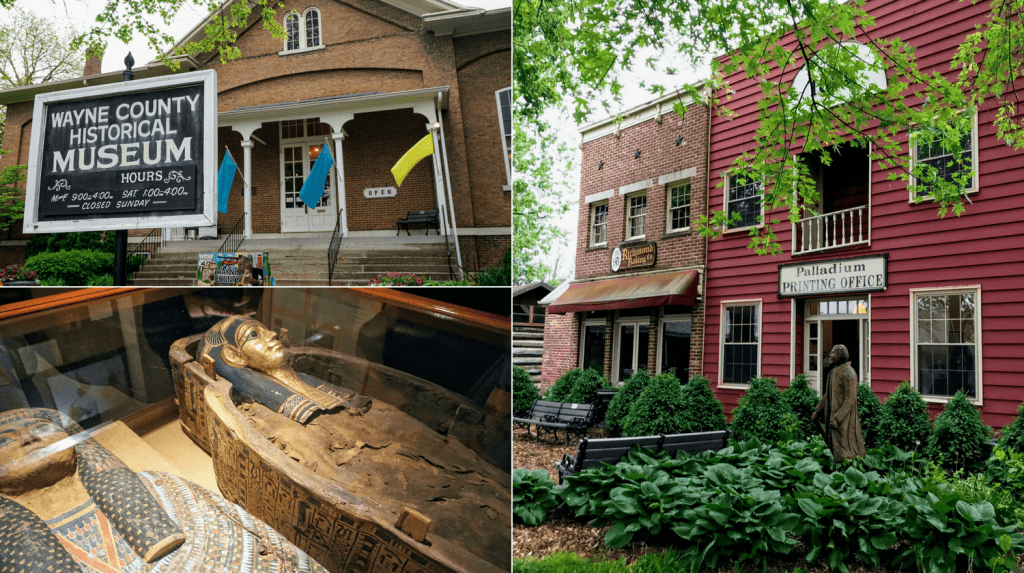 Richmond Indiana with Kids - Wayne County Historical Museum