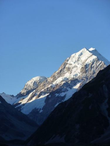 Mount Cook 3755m