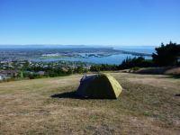 planter sa tente nouvelle zélande camping sauvage