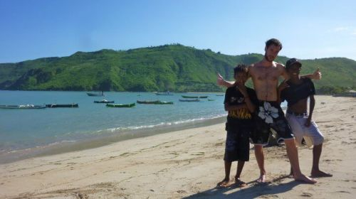 Enfants-Bali
