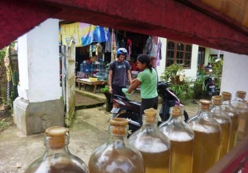 faire son plein d'essence en Indonésie