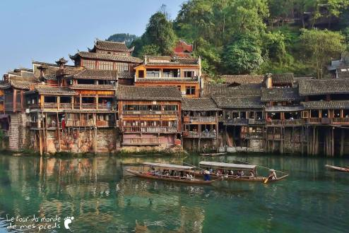 La magnifique Fenghuang - Chine, 2013