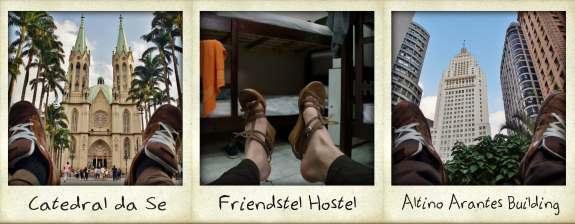 Tour du monde de mes pieds