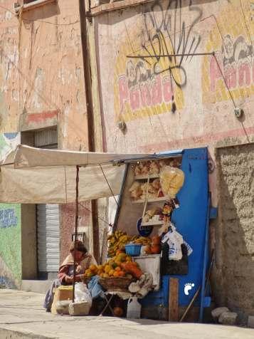 marchand bolivien