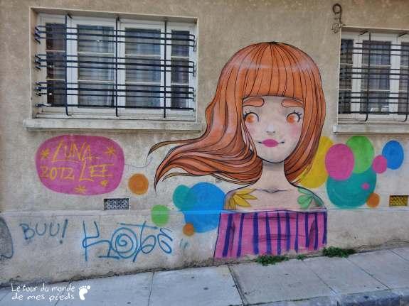 Valparaiso rue Street Art