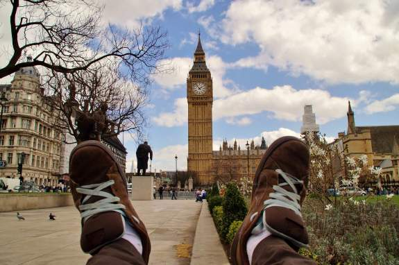 Londres Big-Ben