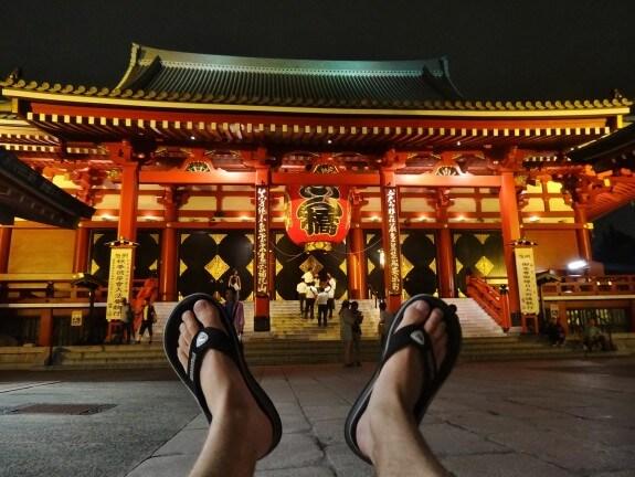 Temple Sensō-ji tokyo sensoji