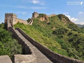 tours grande muraille