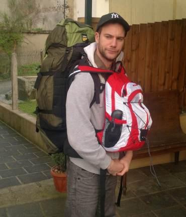 sac à dos tour du monde voyage