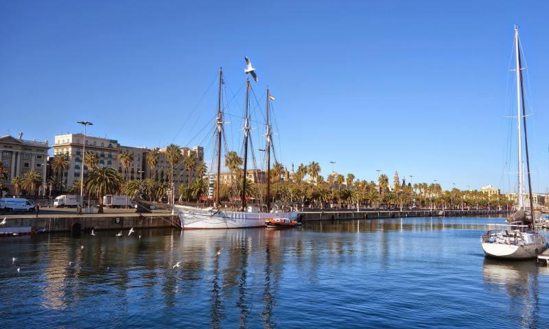 port barcelone 2014 restaurant pas cher