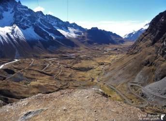 Bolivie Route de la mort