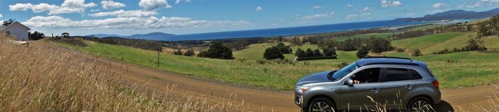 panorama road trip tasmanie