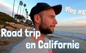 vlog californie
