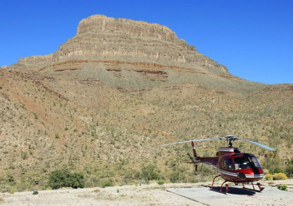 vol hélicoptère Grand Canyon
