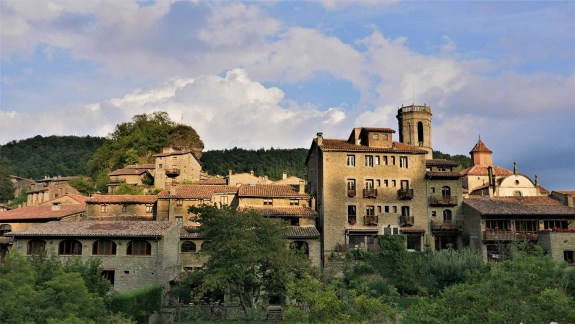 Rupit Village Espagne