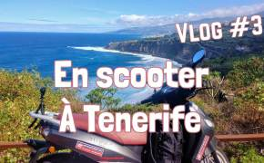 Scooter voyage Tenerife