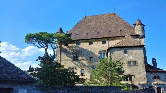 Chateau Yvoire